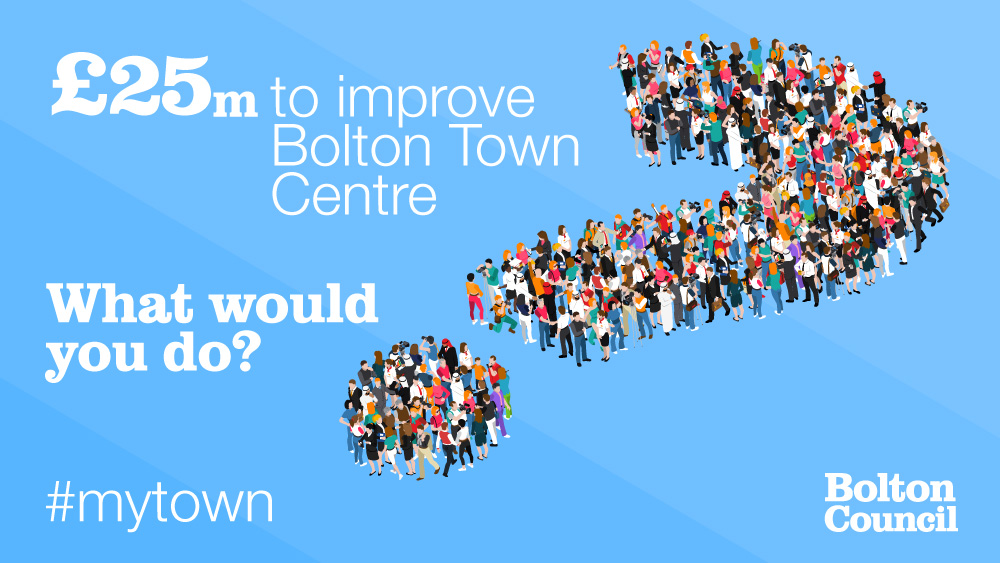 Towns fund - have your say